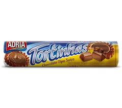 Tortinhas chocolate Adria 160g