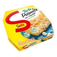 Torta de Palmito c/ requeijão massa de iogurte Sadia 500g