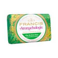 Sabonete Francis Aromachologie flor de erva doce 90g