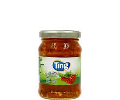 Tomate seco  em conserva Keru 200g