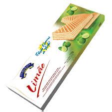 Wafer sabor limão Itamaraty 110g