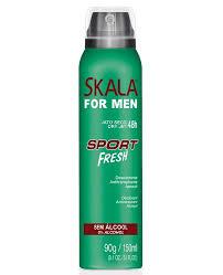 Desodorante aerosol for men sport fresh SKala 150ml