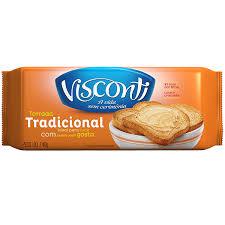 Torrada tradicional Visconti 120g
