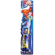 Escova de dente macia Superman 1x1