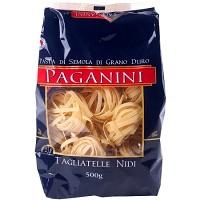 Massa Fettuccine Nidi Paganini 500g
