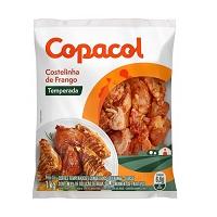 Costelinha de frango temperado Copacol 1kg