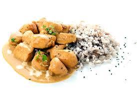 Cubos de frango ao molho curry Matula 300g