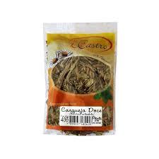 Folhas de carqueja doce 25g