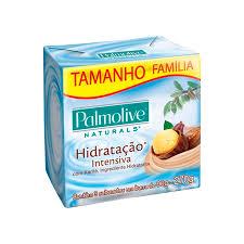 Sabonete Palmolive manteiga de cacau karité dupla hidratação 90g. (3x90g)