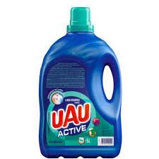 Lava roupas líquido Active Uau Ingleza 5lts