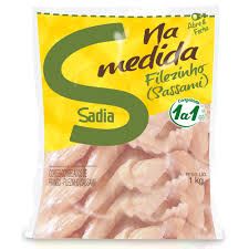 Filezinho sassami de frango Sadia 1kg