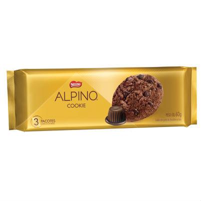 Cookies sabor Alpino Nestlé 60g