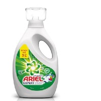 Sabão líquido lava roupas concentrado Expert Ariel 1,2lts