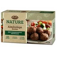 Almondega bovina Nature Seara 375g