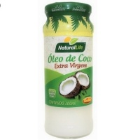 Oléo de coco extra virgem Natural Life 300ml