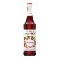 Xarope cranberry Monin 700ml