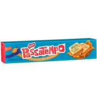Biscoito recheado doce de leite Passatempo Nestlé 130g
