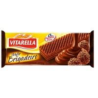 Biscoito wafer brigadeiro Vitarella 35g