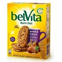 Biscoito avelã e cacau Belvita 75g