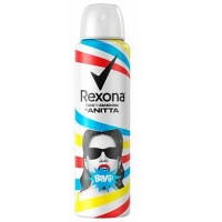 Desodorante aerosol Anitta Bang Rexona 150ml