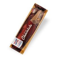 Biscoito wafer chocolate Cristal 115g