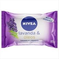 Sabonete lavanda e óleos Nivea 85g