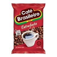 Café Brasileiro Extra forte almofada 500g.