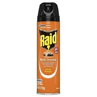 Inseticida Raid multi insetos 300ml