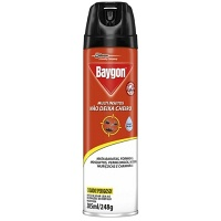Inseticida aerossol multi insetos Baygon 285ml