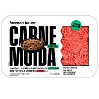 Carne moída vegetal Fazenda Futuro 270g