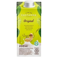 Bebida vegetal Original A Tal da Castanha 200ml