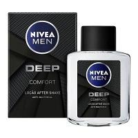 Loção pós barba Nivea Men Deep Comfort 100ml