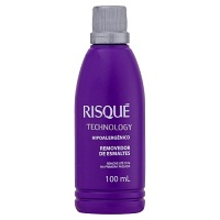 Removedor de esmalte Risqué Technology 100ml