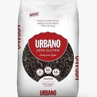 Massa parafuso de arroz e feijão preto sem glúten Urbano 500g