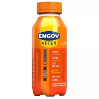 Bebida Engov After tangerina 250ml
