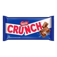 Chocolate ao leite Crunch Nestlé 90g