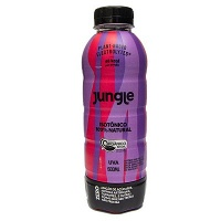 Bebida isotônica orgânica Jungle uva 500ml