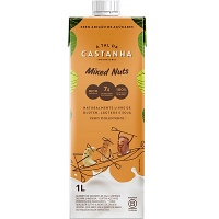Bebida vegetal Castanhas de caju e cacau Choconuts A tal da Castanha 1L