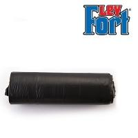 Saco preto para lixo Levfort rolo 30lts/10kg (20unidades)