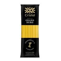 Massa spaghetti grano duro Cristal 500g