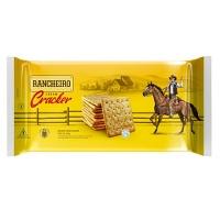 biscoito cream cracker Rancheiro 600g