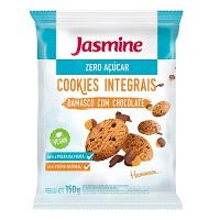 Cookies zero açucar damasco e chocolate Jasmine 150g