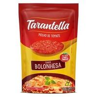 Molho de tomate a bolonhesa Tarantella sachê 340g