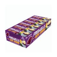Drops açai com banana Freegells caixa com 12 unidades
