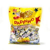 Bala Dadinho original Dizioli pacote com  600g