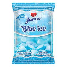 Balas de coco sabor blue ice Junco 700g
