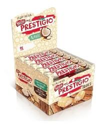 Chocolate Prestígio branco caixa com 30 unidades 33g