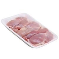Filé de coxa de frango resfriado 1kg