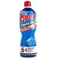 Desinfetante cloro gel Q Boa 1L