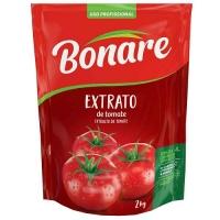 Extrato de tomate Bonare sachê 2kg